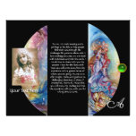 LADY OF THE LAKE MONOGRAM 3 fold brochure Personalized Flyer