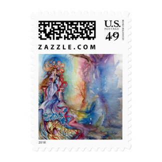 LADY OF THE LAKE POSTAGE