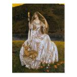 Lady of the Lake Postcard