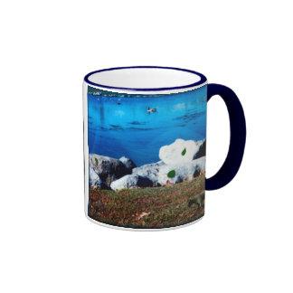 Lady of the Lake Ringer Mug