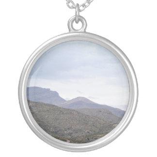 Lady of the Mountain Alamogordo New Mexico Pendants