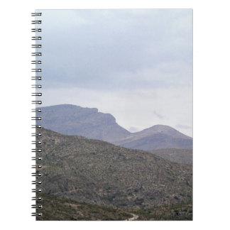 Lady of the Mountain Alamogordo New Mexico Note Books