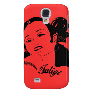 Lady of the Night -iphone 3G case Galaxy S4 Covers