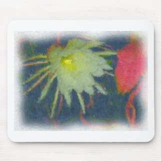 Lady of the Night painting Mouse Pad