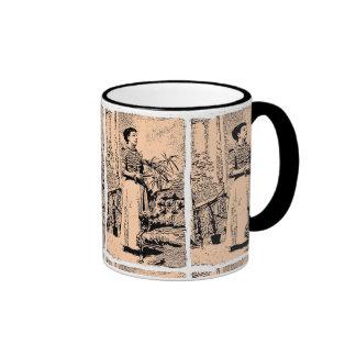 Lady of Yore Mug