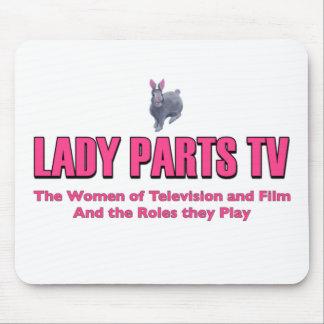 Lady Parts TV Mousepad