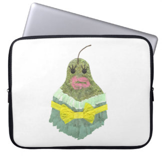 Lady Pear 15 Inch Laptop Sleeve