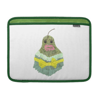 Lady Pear Macbook Air Sleeve