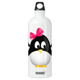 Lady Penguin Water Bottle