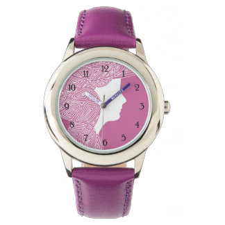 Lady Pink - Numbered Wrist Watch