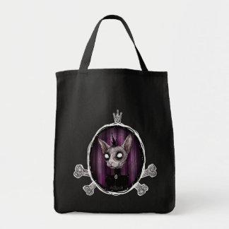 _lady purrington canvas bags