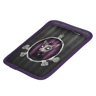 _lady purrington iPad mini sleeve