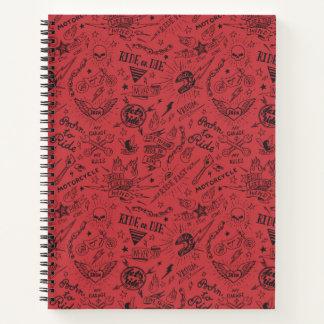 Lady Rider Notebook