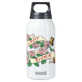Lady Rider Thermos Bottle