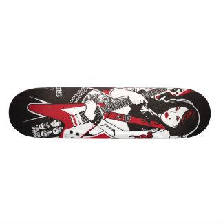 Lady Rocker Skateboard Decks