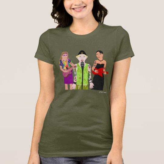 Lady Rockers T-Shirt