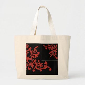 Lady Rococco Large Tote Bag