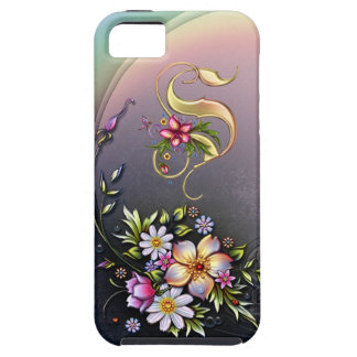 Lady S Monogram  iPhone5 iPhone 5 Cases