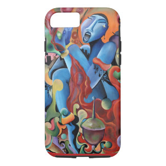 """""""Lady Sings the Blues"""" iPhone 7 case"""