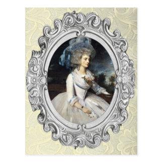 Lady Skipwith Postcard