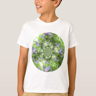 Lady Slipper Kaleidoscope T-Shirt