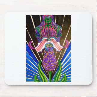 LADY SLIPPER MOUSE PAD