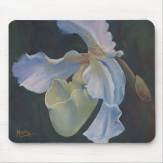 Lady Slipper Orchid Mouse Pad