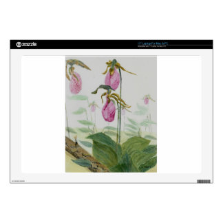 Lady Slippers Skin For Laptop