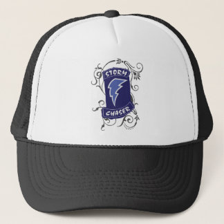 Lady Storm Chaser Trucker Hat