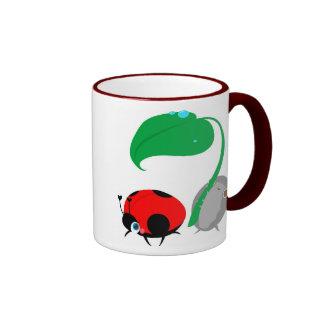 """""""Lady & The Pillbug"""" Mug"""