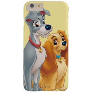 Lady & the Tramp | Classic Pose Barely There iPhone 6 Plus Case