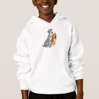 Lady & the Tramp | Classic Pose Hoodie