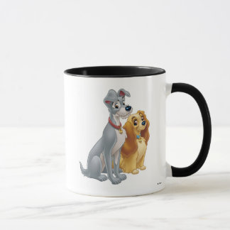 Lady & the Tramp | Classic Pose Mug