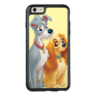 Lady & the Tramp | Classic Pose OtterBox iPhone 6/6s Plus Case