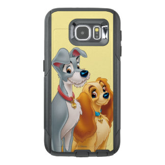 Lady & the Tramp | Classic Pose OtterBox Samsung Galaxy S6 Case
