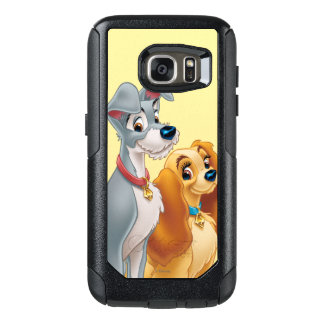 Lady & the Tramp | Classic Pose OtterBox Samsung Galaxy S7 Case