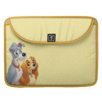 Lady & the Tramp | Classic Pose Sleeve For MacBook Pro