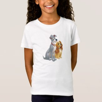 Lady & the Tramp | Classic Pose T-Shirt