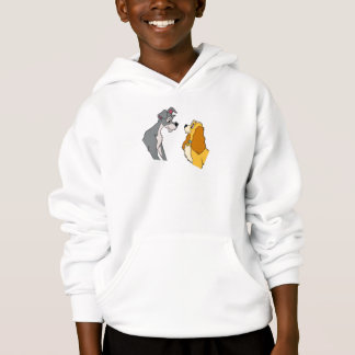 Lady & the Tramp's Lady and Tramp In Love Disney Hoodie