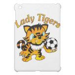 Lady Tigers Soccer iPad Mini Covers