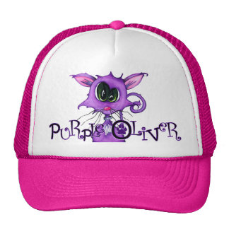 Lady Trucker Oliver Trucker Hat