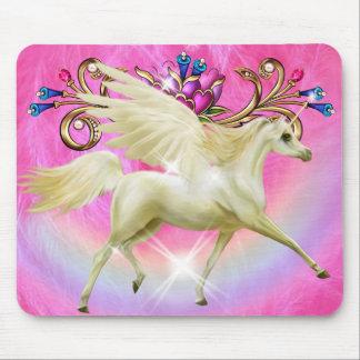 Lady Unicorn#2  Mousepad