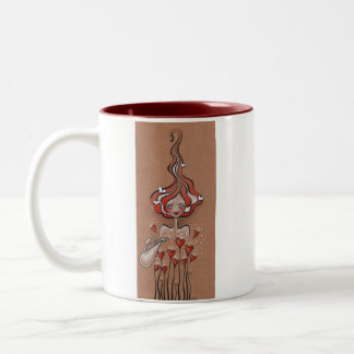 lady valentine mug