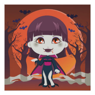 Lady Vampire Poster