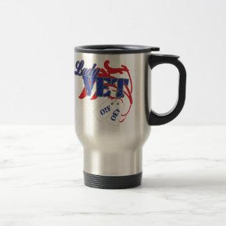 Lady Vet Stainless Steel Travel Mug