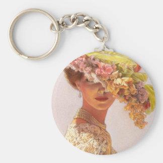 Lady Victoria Key Chain
