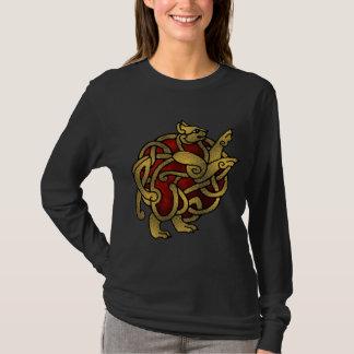 Lady Viking, Cat Shirt