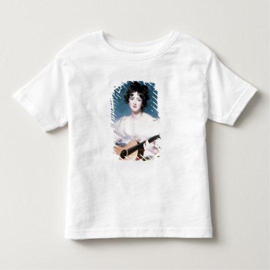 Lady Wallscourt, 1825 Toddler T-shirt