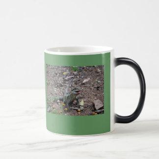 Lady Water Dragon Lizard Magic Mug