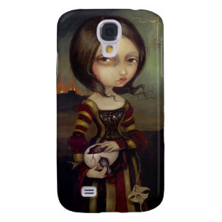 """Lady with a Bosch Egg"" iPhone 3 Case"